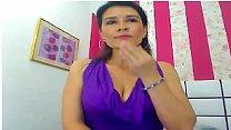 Latina show BBW Cam