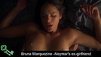 ex-girlfriend -neymar's marquezine Bruna