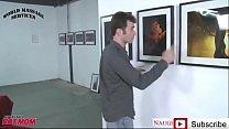 Art Gallery in StepMother Seduce Her StepSon - WORLD MASSAGE SERVICES porn videos