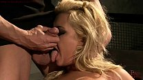 Perfect slave gives perfect dirty blowjobs for me