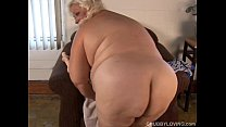 Sexy big tits blonde BBW