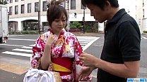 Nozomi Hazuki gets a huge dick in that warm vag porn videos