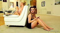 belle lexi stokely, charlotte - Girlsway