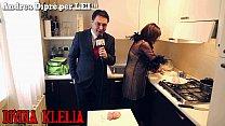 cou... a cooks and destroys klelia divina Mistress