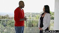 blacked hot babe roxy raye gets her butt stretched by bbc