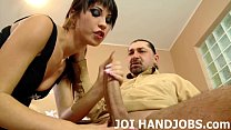 joi hands little my in cock hard big your want I