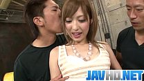tai phim sex -xem phim sex Hardcore threesome along small tits babe eager ...