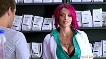 big... loves bell anna doctor inked hot - Brazzers