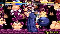 XXX Kuromaru Vs Yuri Sakazaki The Queen of Fighters Videos Sex 3Gp Mp4
