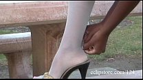 white in Ebony