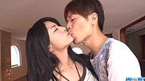 tai phim sex -xem phim sex Serious porn session with brunette Eririka Kata...