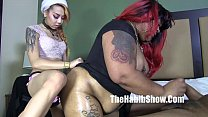 kimberly chi fucks bbw ms giggles and henesey r...