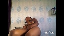 Sarah Kwablah masturbating for Asamoah Gyan leaked