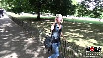 Nora In London - Exhibitionism In London
