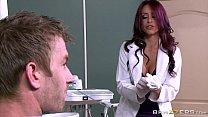 Brazzers - Hot doctor Monique Alexandertake big dick porn videos