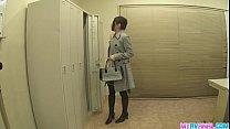 Fun with Mashiro Nozomi double penetrated