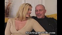 wife erecting young man s cock