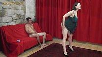 guy beginner shy a seduces whore agent milf Busty