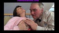 vec... cock old on cock sucking slut mature Granny