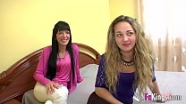 threesome amazing an in her to thanks debut porn her makes friend best africa's trios