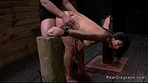 fucked and chained babe asian haired Dark