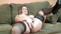 pussy latina her with plays marquez sandie slut Mature