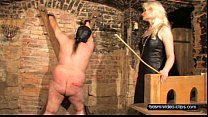 caning a slave   100 lashes