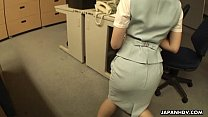 tai phim sex -xem phim sex Asian slut getting fucked on the office table