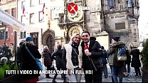 Andrea Diprè Sex Scandal in Prague on xtime.tv porn videos