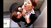 tai phim sex -xem phim sex Office Lady With Glasses Kissing Passionately G...