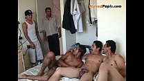 Soxo Gay Bilatin men suck each other s meaty cocks