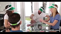 daughterswaphd.com - swapping daughter teen night Poker