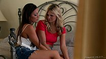 lesbians sextape at mac abigail and red Scarlet