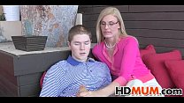 kinky mum gives addiction lessons