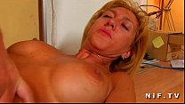 and... fucked anal hard mature blonde mateur Hairy