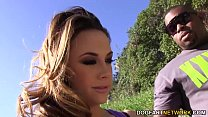 Chanel Preston sucks and fucks BBC - Cuckold Se...