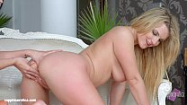 jemma valentine with pamela sanchez having lesbian sex presented by sapphix   in
