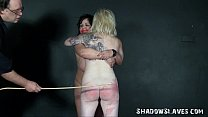 corporal hardcore and slavegirls amateur two Spanking