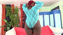XXX Thick black girl uses sex toys Videos Sex 3Gp Mp4