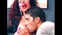 Порно видео онлайн мать с подругой трахаются с сыном