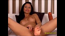 o... squirting insane most the having brunette Hot