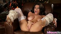 Twistys - Cozying Up To The Fire - Darcie Dolce