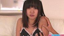 Kotomi Asakura cums hard from japanese masturbation porn videos