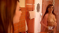 Petite Teen nympho Timea Bela gets a lesson in ...