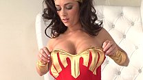 Taylor Vixen Is Wonder Woman