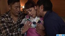 Rei Mizuna aSian wife drilled in really hot manners porn videos