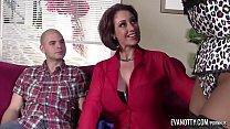 Maserati Threesome with Eva No