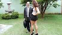 X videos no teste de fudelidade com dona de casa safadinha