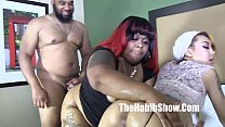 bbc henesey lil asian kimberly chi and bbw ms g...
