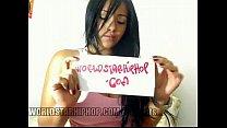 webcam la en nalgas sus enseña latina Rica